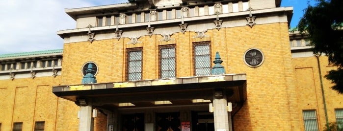 Kyoto Municipal Museum of Art is one of お気に入り.