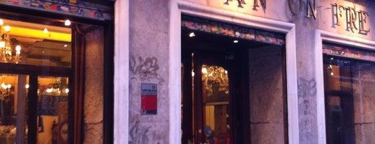 El Horno de San Onofre is one of Pongamos qué hablo de Madrid.