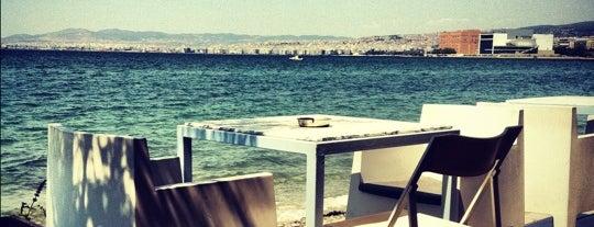 Azzurro is one of WiFi keys @ Thessaloniki (East).