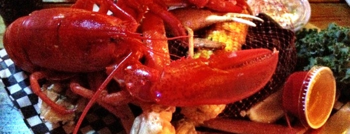 The Barking Crab is one of Boston Bucket List.
