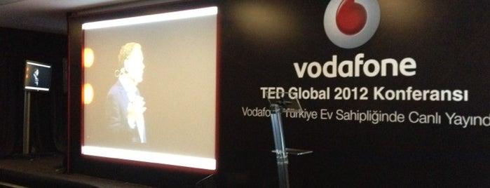 Vodafone Plaza is one of Karma.