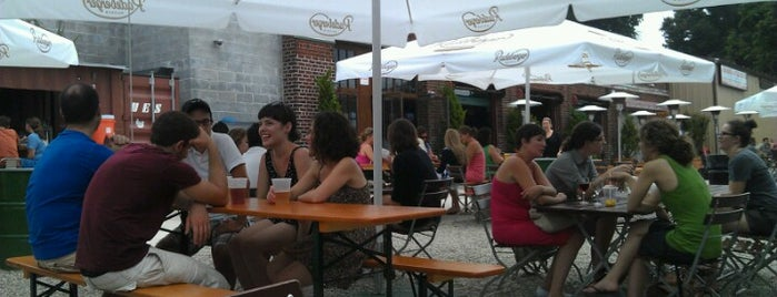 Greenwood Park is one of Beer Gardens-To-Do List.