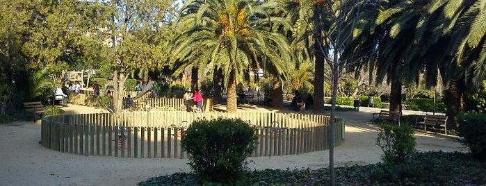 Parc de les Aigües is one of parcs.