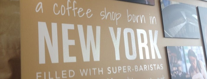 Gregory's Coffee is one of Best Coffices in New York.