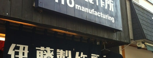 Ito Manufacturing is one of 気になる.