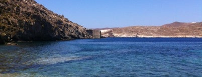 Vagia is one of Serifos to do list.