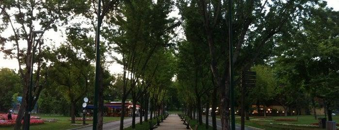 Reşat Oyal Kültür Parkı is one of Best places in Bursa, Türkiye.