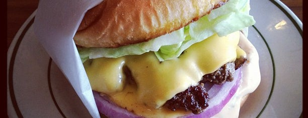 Pie 'n Burger is one of Best Burgers Around the Country.