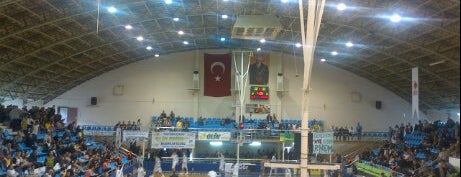 Mimar Sinan Spor Salonu is one of Edirne Rehberi.