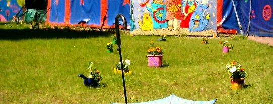 Упсала-Цирк is one of Места для посещения с детьми СПБ.