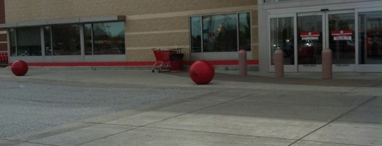 Target is one of My spots.