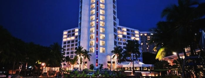 Hard Rock Hotel Pattaya is one of Origin Rest.