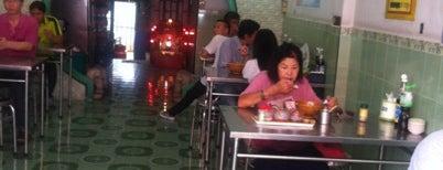 เฮงเฮง ข้าวต้ม อาหารตามสั่ง is one of Must-visit Food in เทพารักษ์.