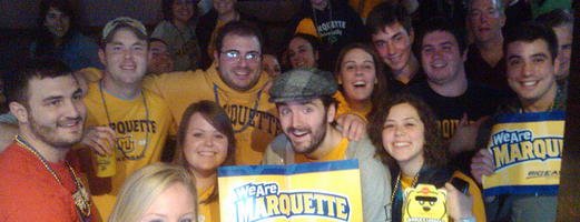 Shoeless Joe's Ale House & Grille is one of Marquette game-watching venues.
