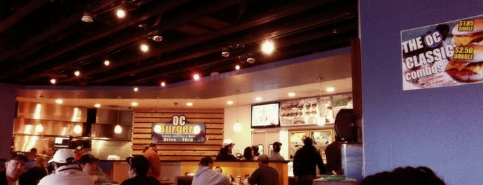 OC Burgers is one of 2011 DFW Burger Battle.