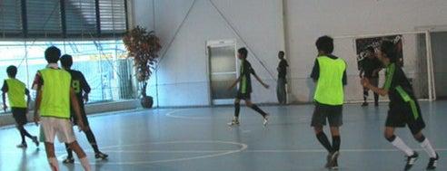 Golden Sport Futsal is one of Must Visit in Kelapa Dua.