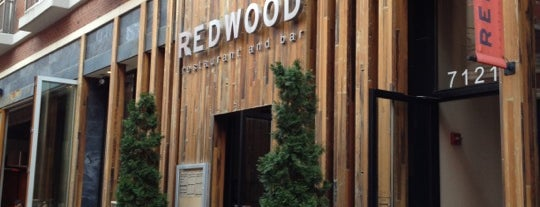 Redwood is one of Dining.