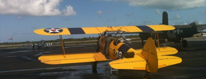 Vero Beach Municipal Airport (VRB) is one of Hopster's Airports 1.