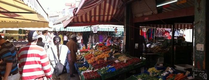 Naschmarkt is one of StorefrontSticker #4sqCities: Vienna.