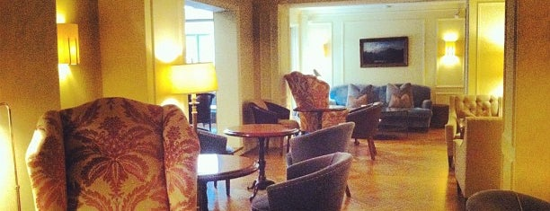 The Normandy Hotel is one of 36 hours in...Washington DC.
