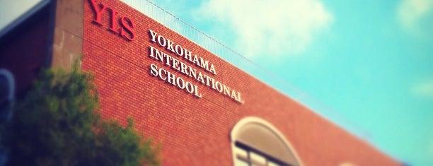 Yokohama International School is one of Japan.