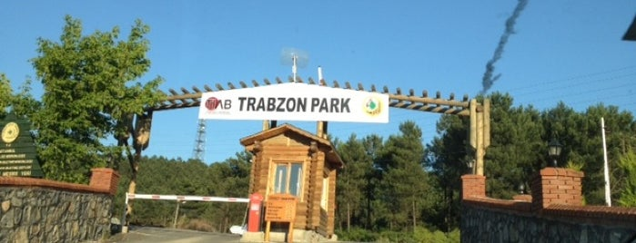 Trabzon Park is one of BORDO MAVİ MEKANLAR.