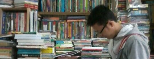 Taman Pintar Bookstore is one of Visited Places in Yogyakarta :).