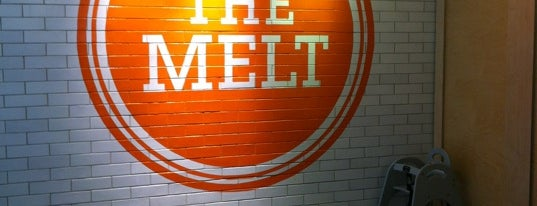 The Melt is one of San Francisco.