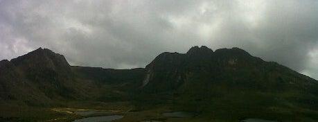 Parque Nacional Natural Sumapaz is one of Lugares en Colombia!!!! :D.