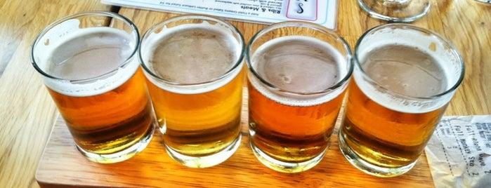 Beachwood BBQ & Brewing is one of Beer / RateBeer's Top 100 Brewers [2015].