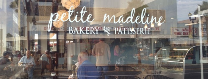 Petite Madeline Bakery is one of Favorite spots.