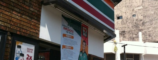 7- Eleven is one of ¡Cui Cui ha estado aquí!.