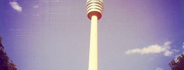 Fernsehturm Stuttgart is one of Stuttgart 👌.
