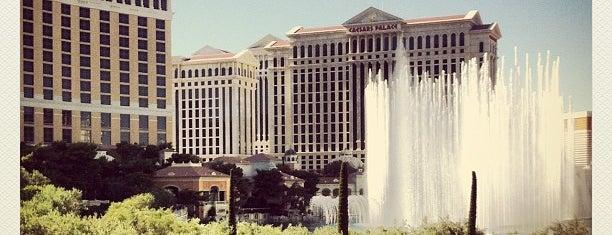 Bellagio High Limit is one of Las Vegas.