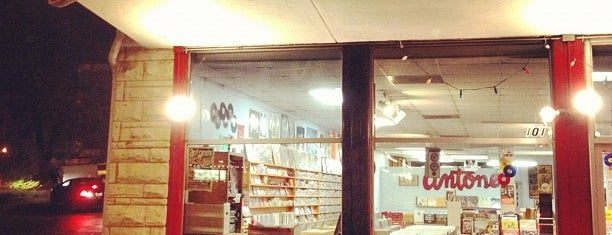 Antone's Record Shop is one of Austin To-Do.