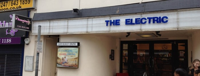 The Electric is one of London (Teux-Deux).