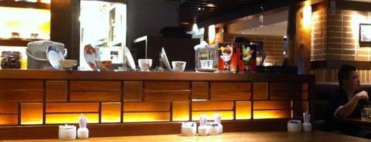 Okada Coffee is one of HK cafe.