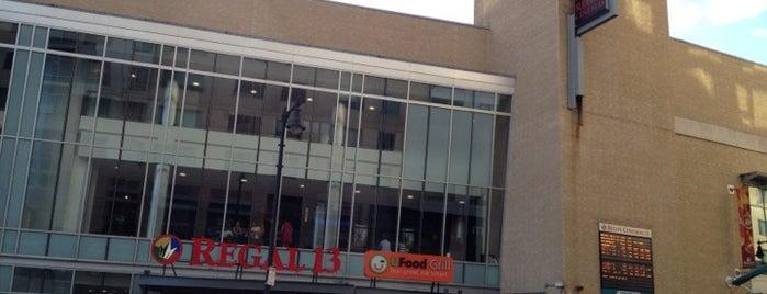 Regal Cinemas Fenway 13 & RPX is one of USA Boston.