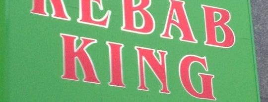 Kebab King is one of Sprawdzone tanie jedzenie.
