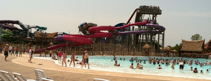 Lost Island Water Park is one of Places.