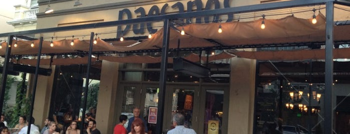 Paesanos is one of Gluten Free Dining Downtown Sacramento.
