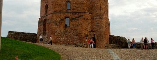 Gediminas' Tower of the Upper Castle is one of Guide to Vilnius's best spots.