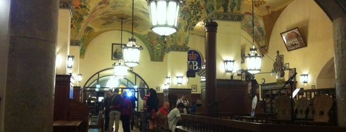 Hofbräuhaus is one of Bucket List Places.