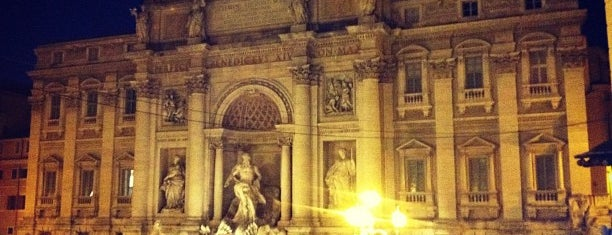 Trevi Fountain is one of La Dolce Vita - Roma #4sqcities.