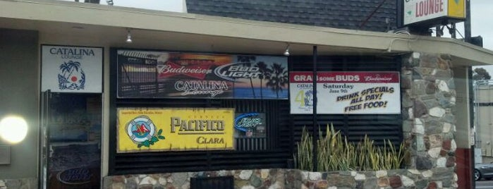Catalina Lounge is one of Best Bars in San Diego to watch NFL SUNDAY TICKET™.