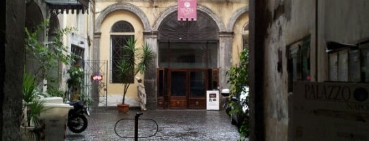 Palazzo Venezia is one of Historic Naples.