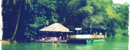 Loboc River Cruise is one of Places I've been to....