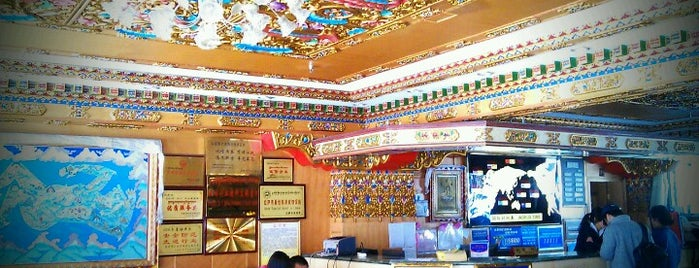 Lhasa Yak Hotel is one of #China.