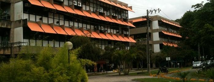 ICB - Instituto de Ciências Biológicas is one of Campus.