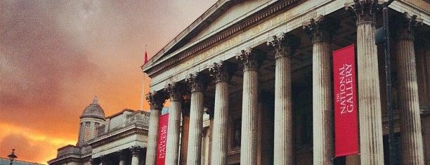 Galeria Nacional de Londres is one of Bucket List Places.